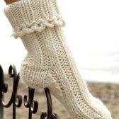 Як швидко зв'язати шкарпетки