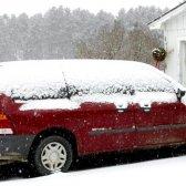 Як відкрити машину в мороз