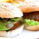Як приготувати домашні гамбургери