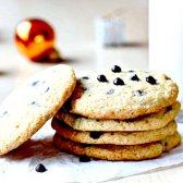 Як приготувати печиво з шоколадом