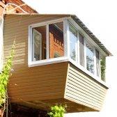 Як самому зробити балкон