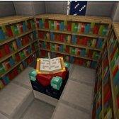 Як зробити книгу в Minecraft