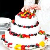 Як зробити багатоярусний торт