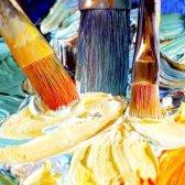 Як почати малювати маслом