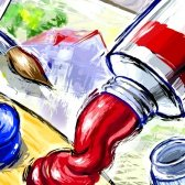 Як навчитися малювати картини маслом