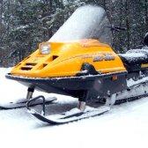 Як організувати прокат снігоходів