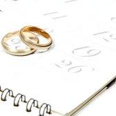 Як вибрати сприятливий день для весілля