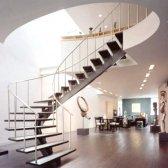 Металеві сходи: види, виготовлення, монтаж