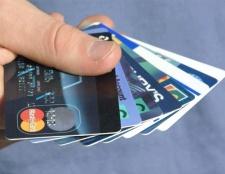 10 правил користування кредитною карткою