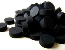 Активоване вугілля для схуднення