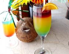 Як робити фруктові коктейлі