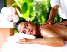 Як робити масаж спини