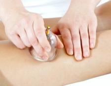 Як робити масаж банкою