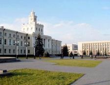 Як дістатися до Хмельницького