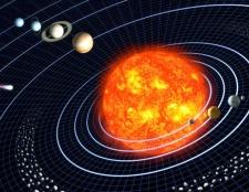 Як рухаються планети