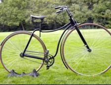 Як, ким і коли був винайдений велосипед