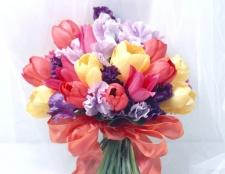 Як краще подарувати квіти