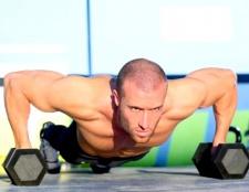 Як можна накачати м'язи за рік