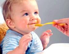 Як набрати вагу дитячим харчуванням