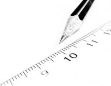 Як знайти натуральну величину перерізу