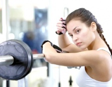 Що не накачувати м'язи при вправах