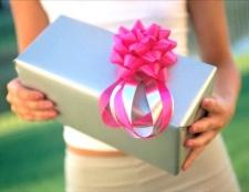 Як не нажити собі ворога через подарунка