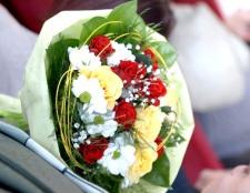 Як потрібно дарувати квіти