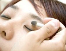 Як потрібно фарбувати очі