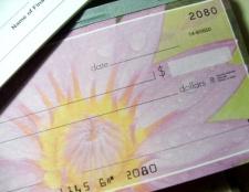 Як перевести в готівку чек в Росії