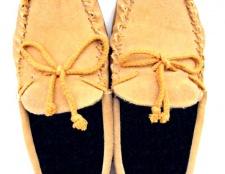 Як оновити замшеве взуття