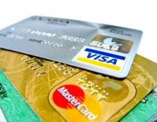 Як оплатити карткою Visa через інтернет