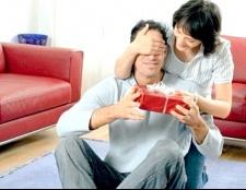 Як оригінально привітати чоловіка