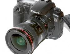 Як відремонтувати дзеркальний фотоапарат Canon