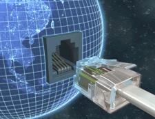 Як підключити інтернет по карті