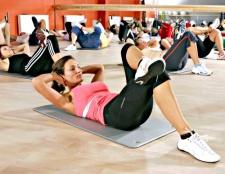Як підібрати вправи для схуднення живота