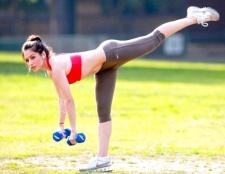 Як підтягнути м'язи після різкого схуднення