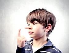 Як розуміти психологію брехні дитини