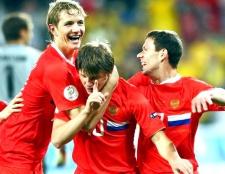 Як потрапити в збірну Росії з футболу