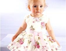 Як побудувати викрійку дитячого сукні