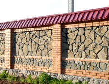 Як побудуваті паркан з каменю