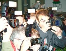 Як поступити в інститут на журналістику
