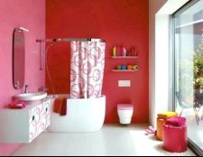 Як повісити шторку у ванній