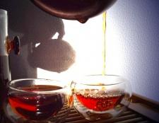 Як правильно заварювати чай Да Хун Пао