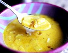 Як приготувати курячий суп по-індійськи