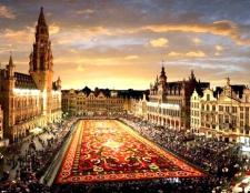 Як проходить фестиваль «Гентський свята»