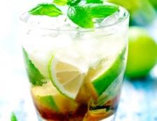 Як просто зробити алкогольний коктейль мохіто