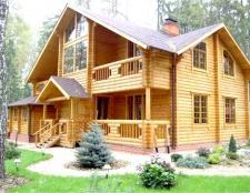 Як провести внутрішнє утеплення дерев'яного будинку