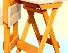 Як самому зробити складаний стіл