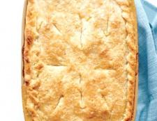Як зробити швидкий пиріг з куркою