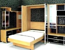 Як зробити розкладне ліжко